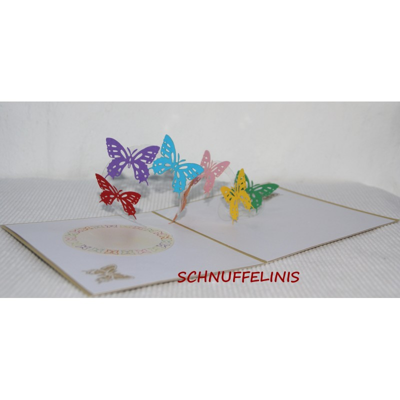 Sensational Happy Birthday Card Popup Card Birthday Butterfly Funny Birthday Cards Online Inifofree Goldxyz