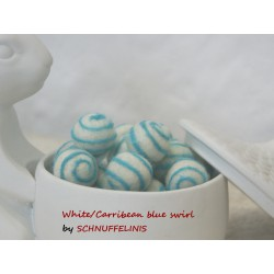 - 24 carribean blue