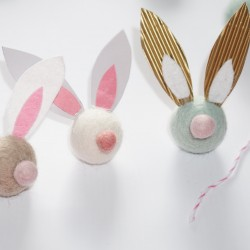 DIY Set Easter bunny...