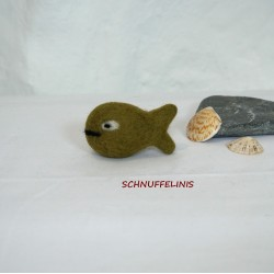 Felt Fishes, Mobile or cat...