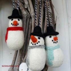 Snowman Felt