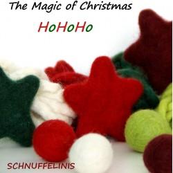 Filz Set Weihnachten