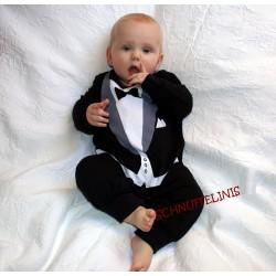 Baby tuxedo LONG version