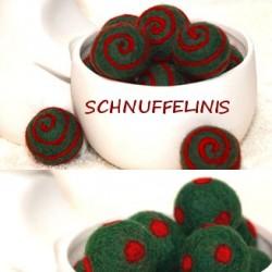 Christmas ornaments...