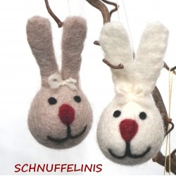 copy of Felt rabbits and...