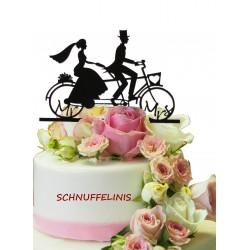 Wedding Cake topper Bride...