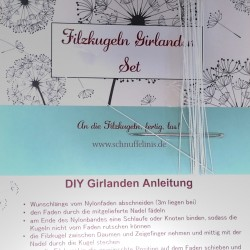 Garland DIY set