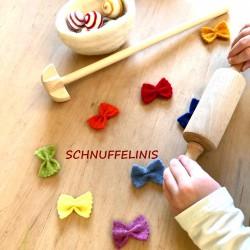 Wooden rolling pin kids...