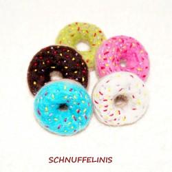 Donuts bunte Streusel