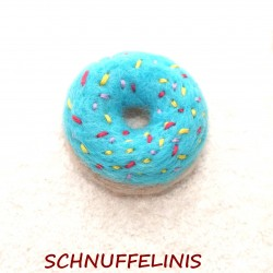 felted donuts 24 carribean...