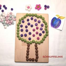 Fruit tree board plum