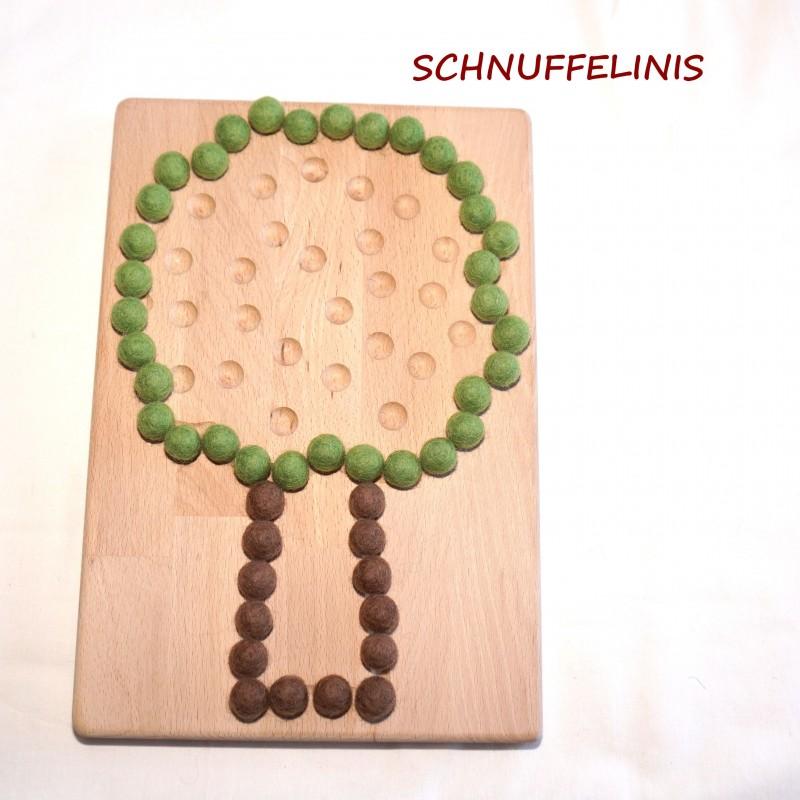 Fruit tree board apple