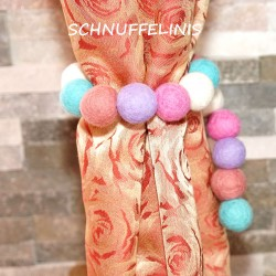Curtain tie backs candy