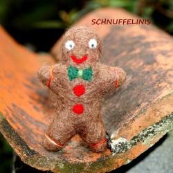 Christmas ball gingerbread...