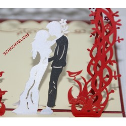 Wedding card Lover/twosome,...