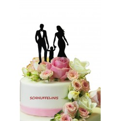 Cake topper Couple with...