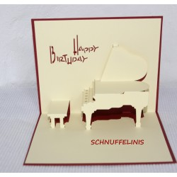 Happy Birthday Piano -...