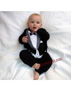 Taufanzüge für festliche Anlässe, Hochzeitsdress Baby
